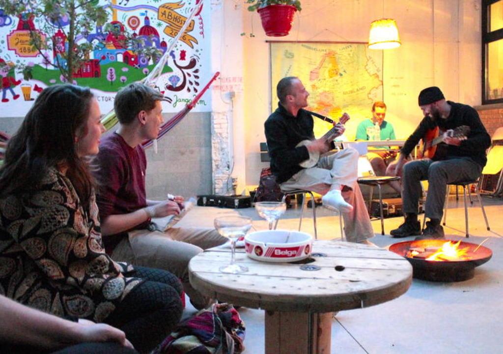 ABHostel, hostel com oportunidades de voluntariado