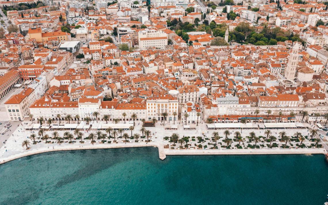Trip to Croatia: Split