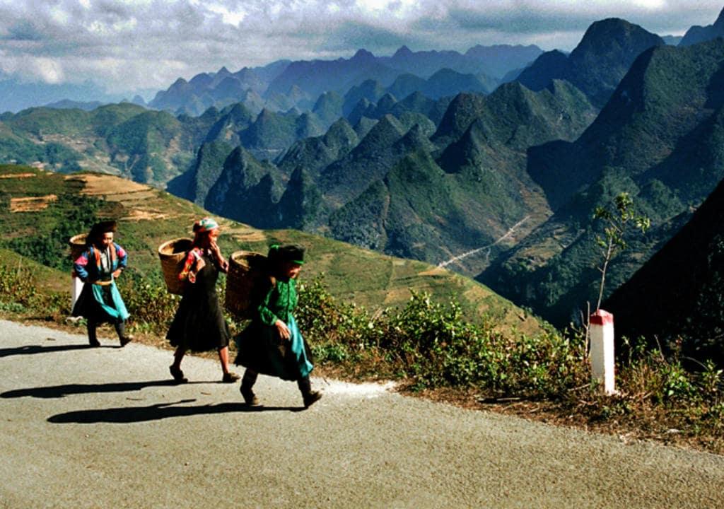 Volunteering in Shan tea village, Vietnam