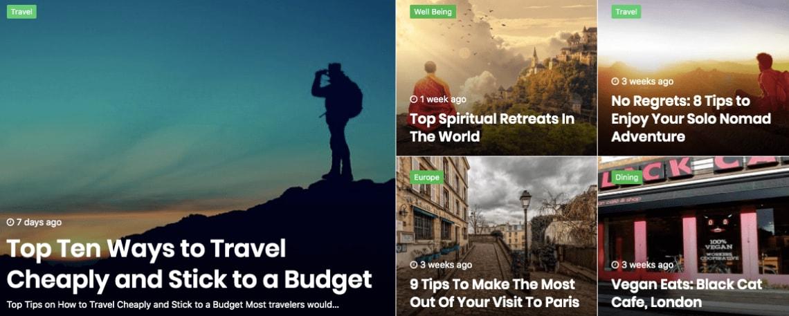 Best digital nomad blogs - Round the World Magazine