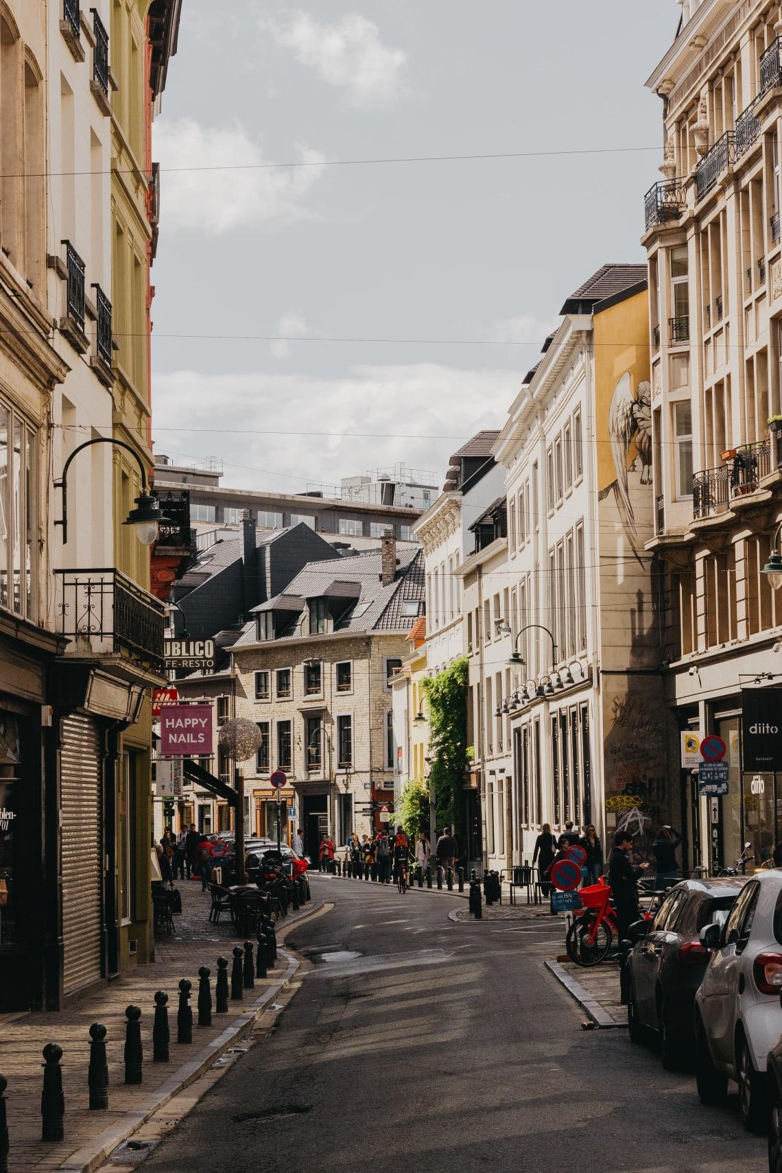 Exploring Brussels, Belgium