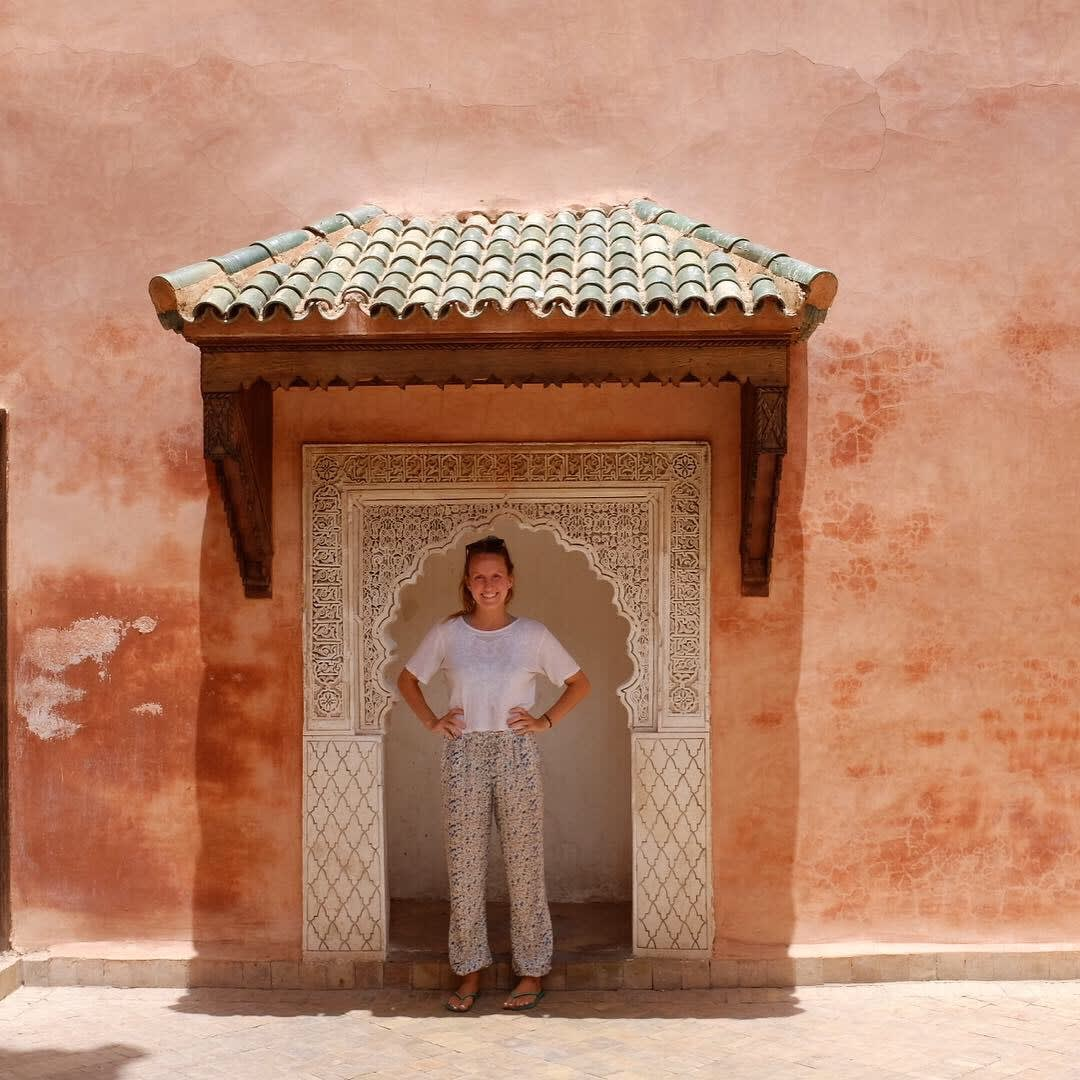 Traveling solo as a woman in Morocco, Africa