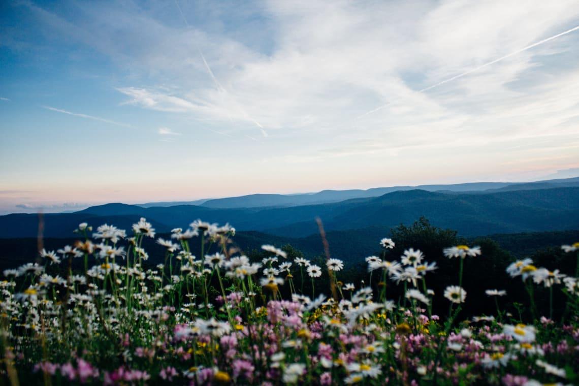 USA travel guide: West Virginia