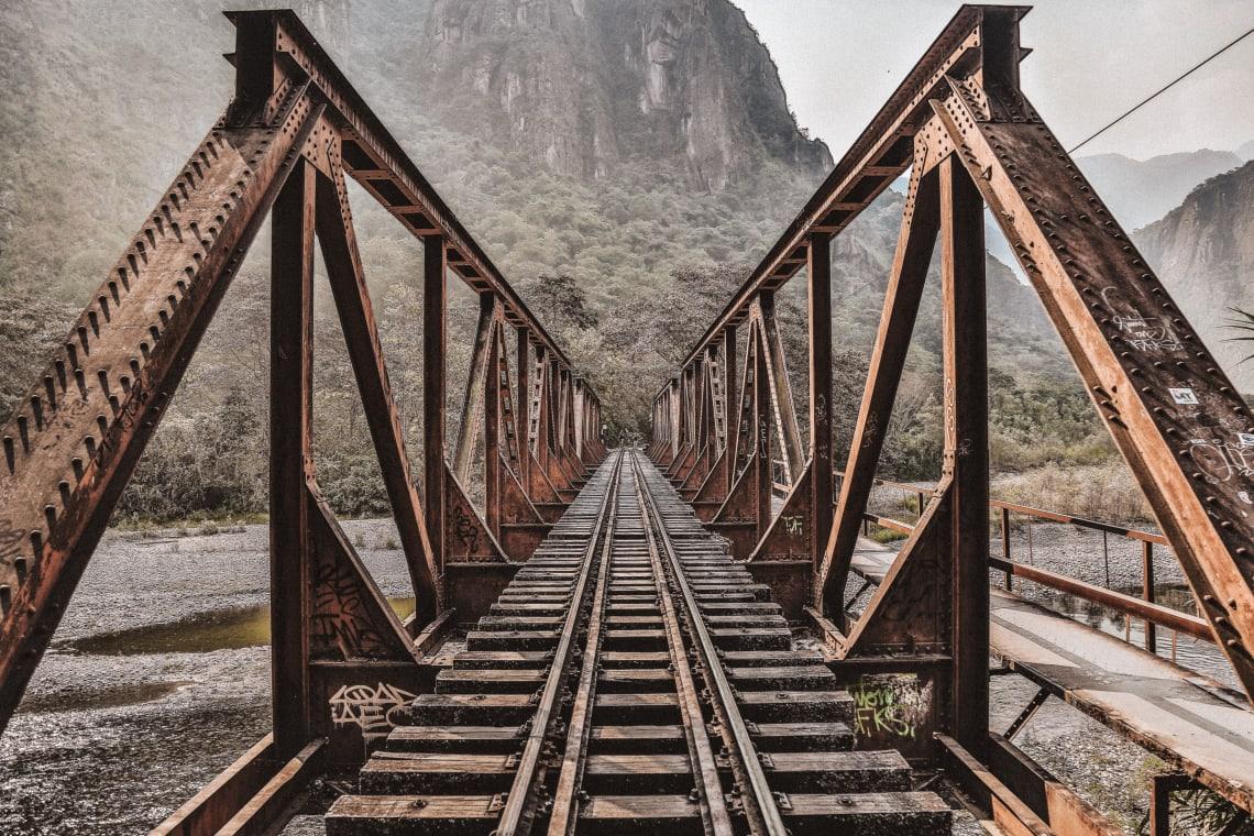 Há três formas de chegar a Machu Picchu: independente, de van ou de trem