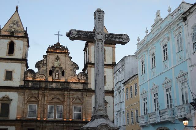 Cruz, Pelourinho, Salvador
