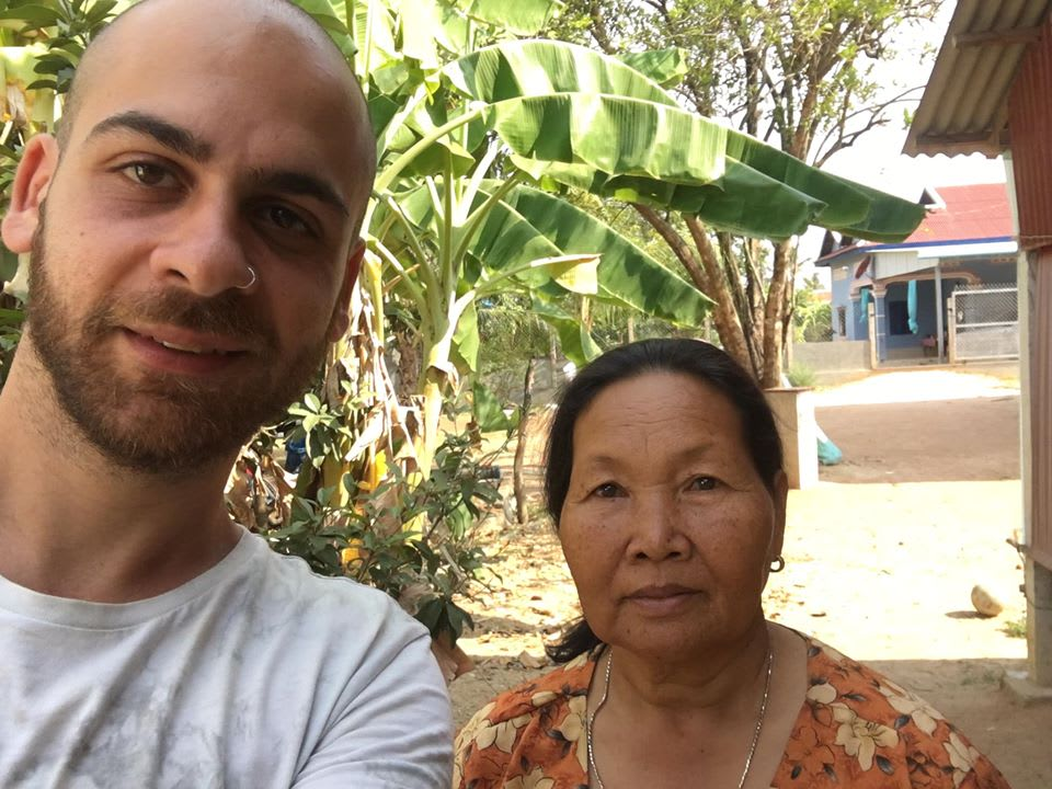 Volunteering with Worldpackers at a local homestay in Vietnam
