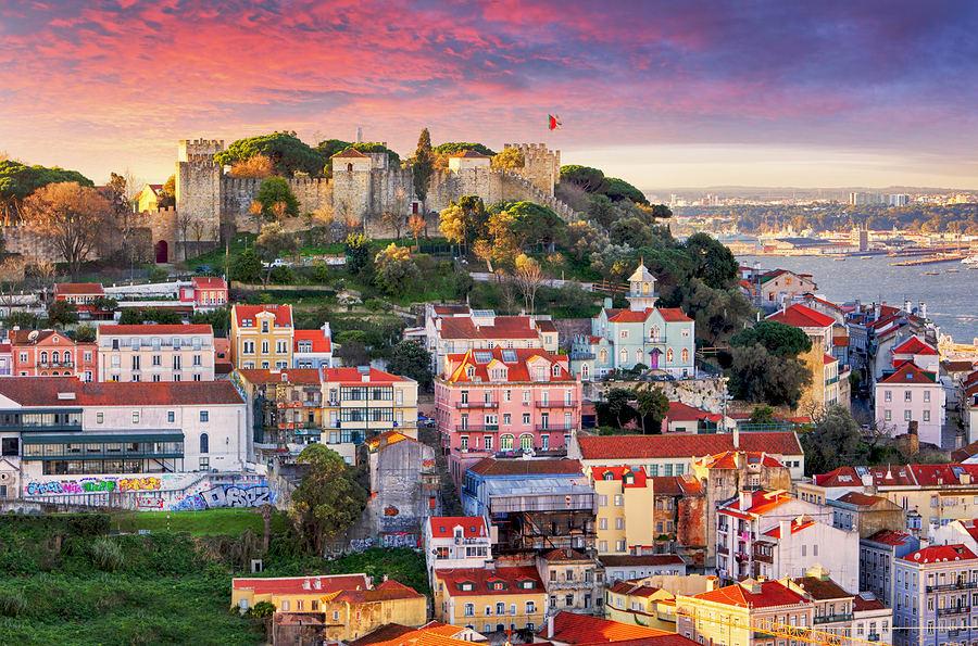 Lisboa é uma das principais cidades para conhecer durante sua viagem para Portugal
