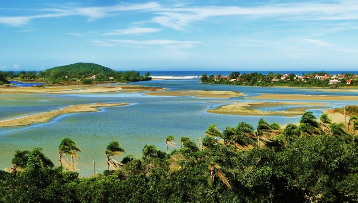 Cidades mais baratas do Brasil para ser nômade digital: Imbituba