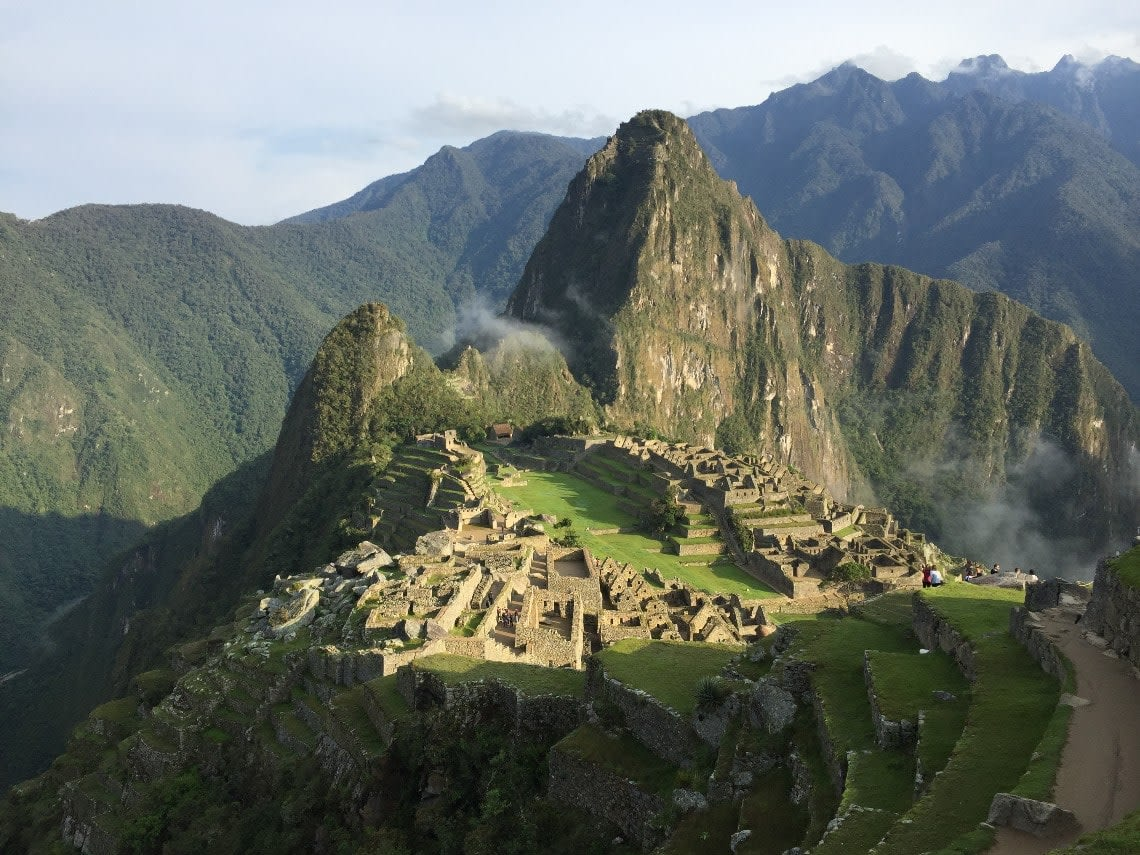 Photo of Machu Picchu, Peru