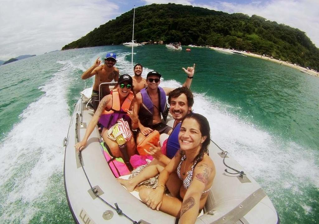 Cómo viajar con poco presupuesto Brasil