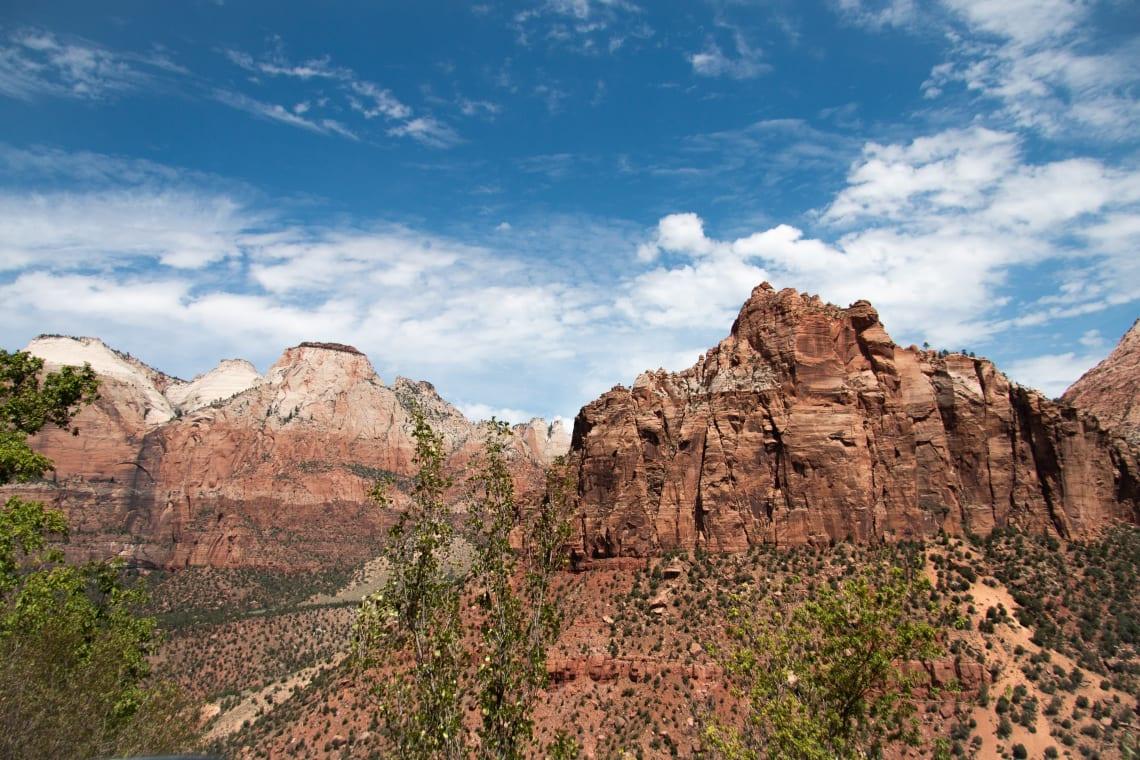 Inspirational vacations: Zion National Park, Utah