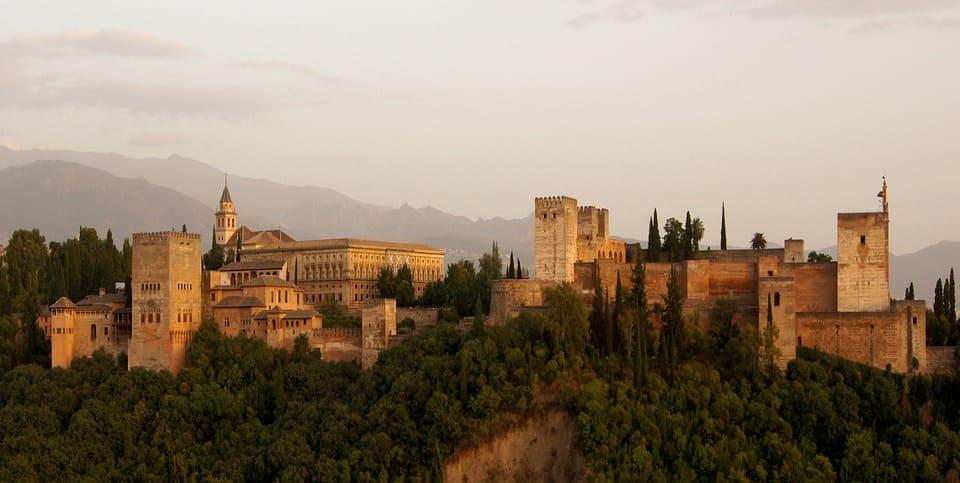 Cidades espanholas: Granada