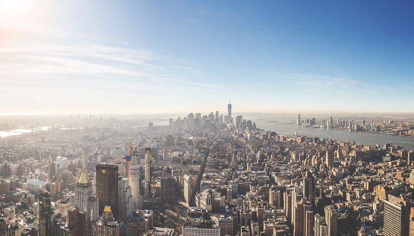 Cómo viajar barato en Estados Unidos - Worldpackers - ciudad de Nueva York en estados unidos