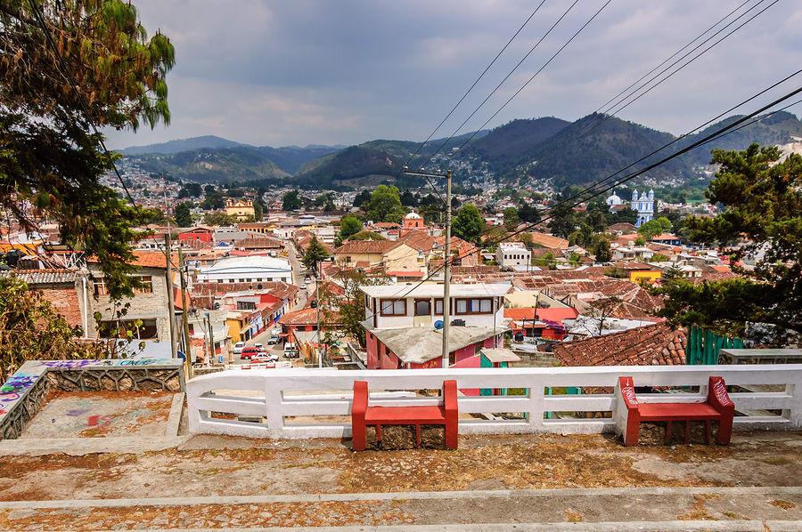 San Cristobal de las Casas, Chiapas, México.