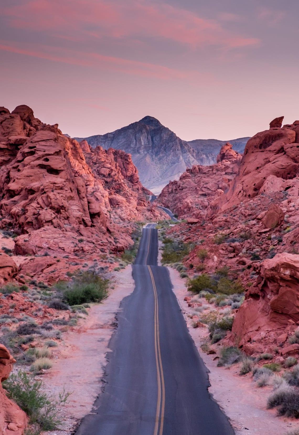 USA travel guide: Nevada