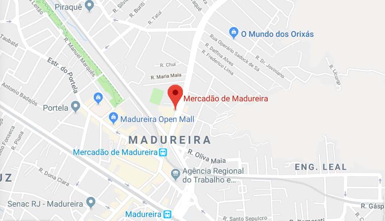 Mercados de rua do Rio de Janeiro: Mercadão de Madureira