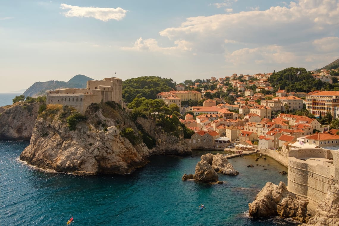 Places to travel in your 20's on a budget: Croatia