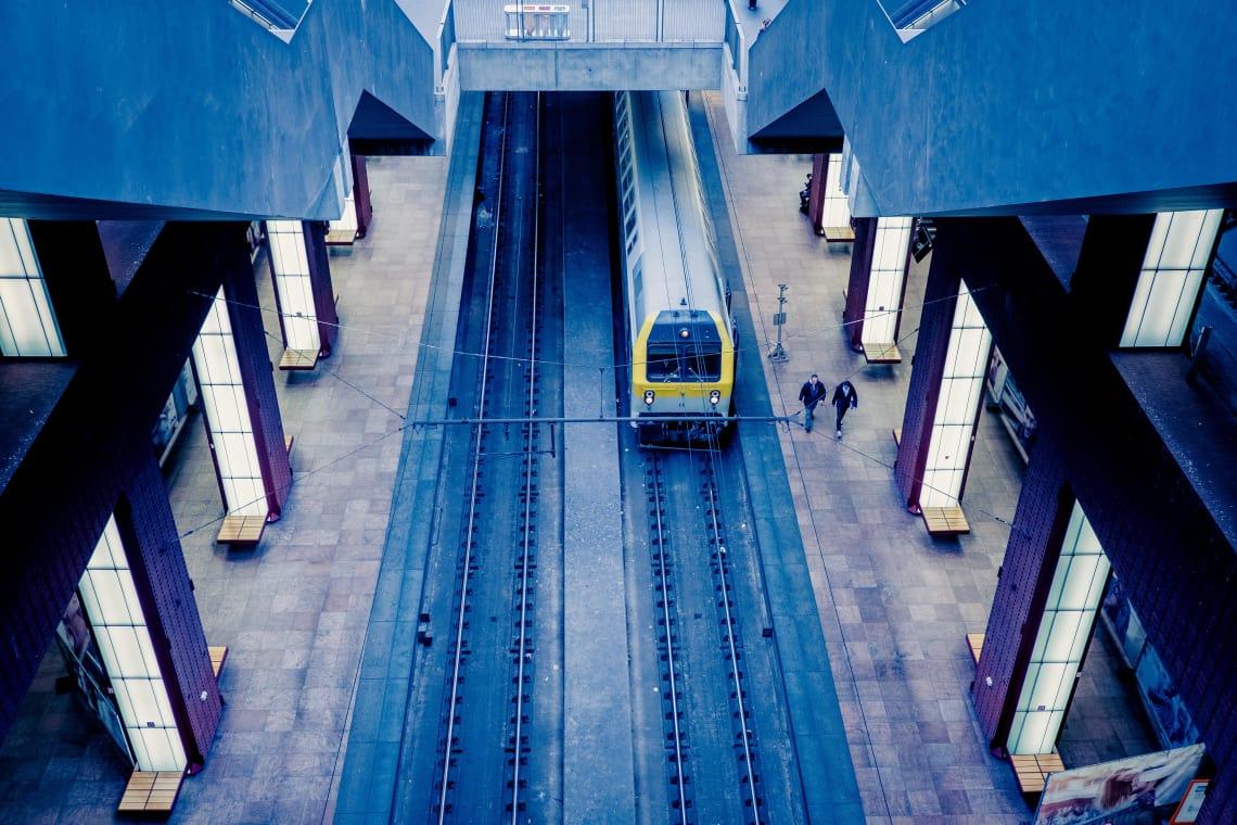 Tudo sobre a Bélgica: os trens são super eficientes