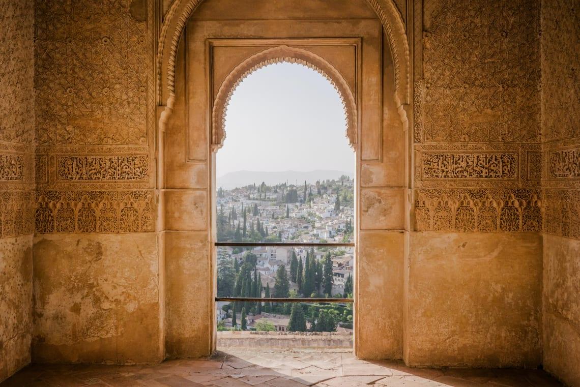 alhambra espana que ver