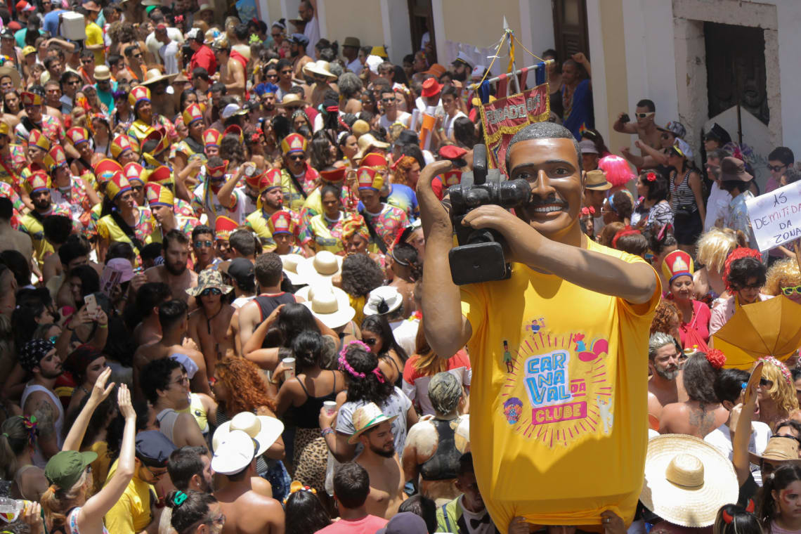 Onde passar o Carnaval: Recife