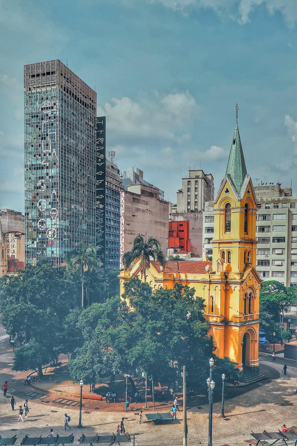 São Paulo, Brazil, South America