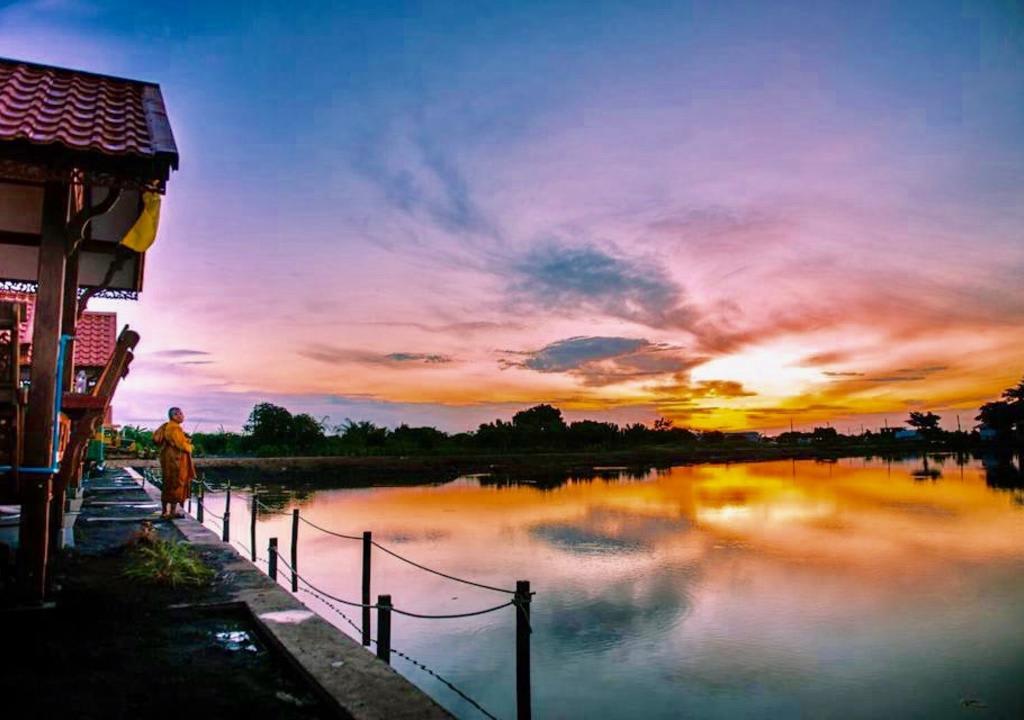 Los mejores anfitriones Worldpackers para voluntariar en el 2018 -Dhutanga Insight Meditation Center - Tailandia
