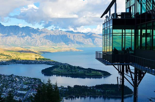 Lugares para viajar sozinha no exterior: Nova Zelândia