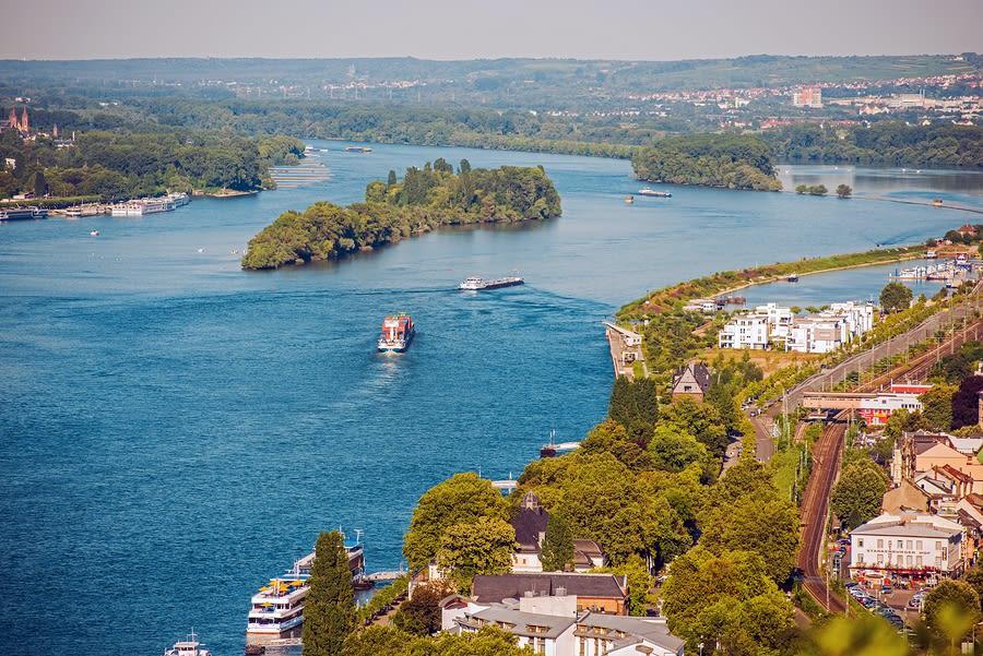 Viajar para a Alemanha:Bingen am Rhein