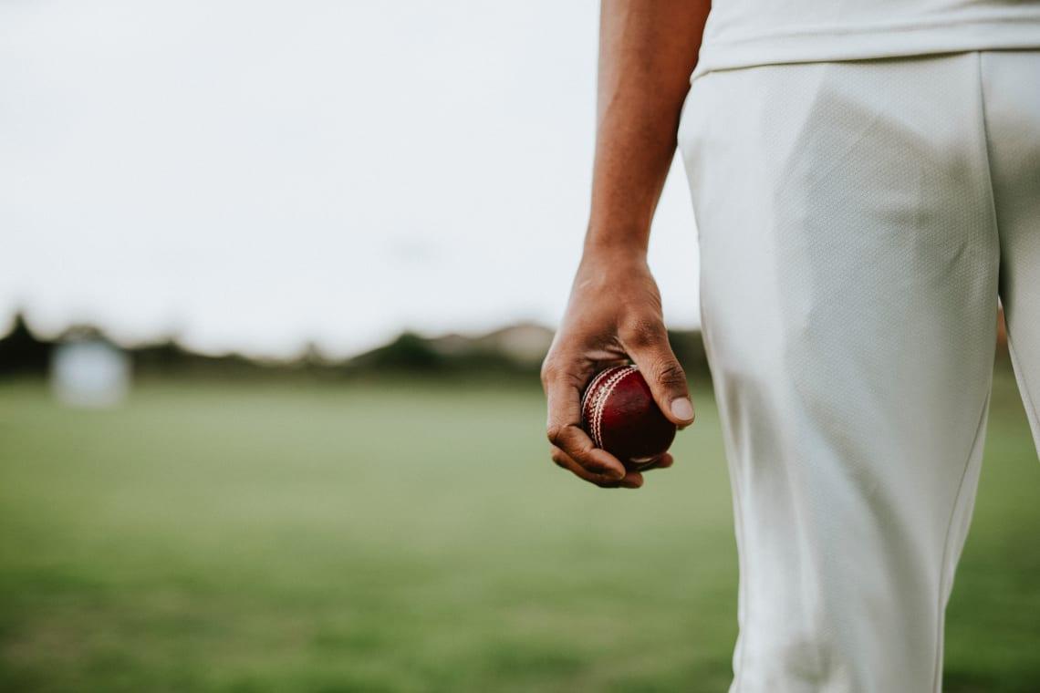 Classic cricket match