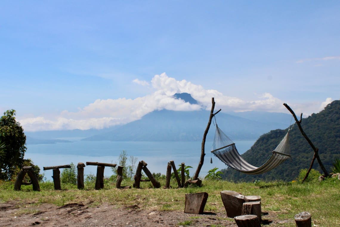 Free things to do in Lake Atitlan: participate in a Worldpackers exchange