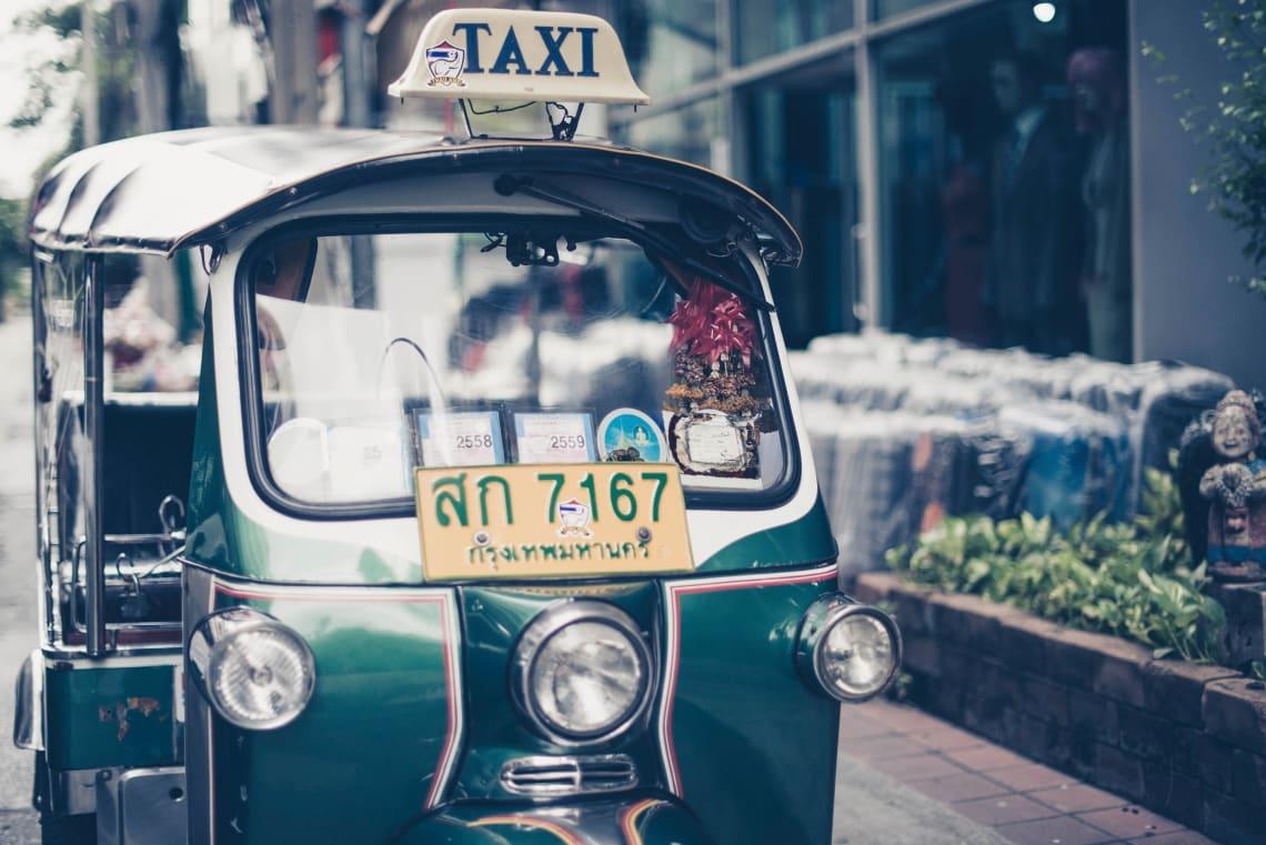 How to get around Thailand
