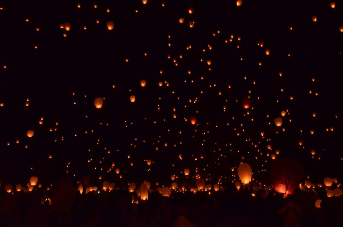 Lantern Festival, Thailand
