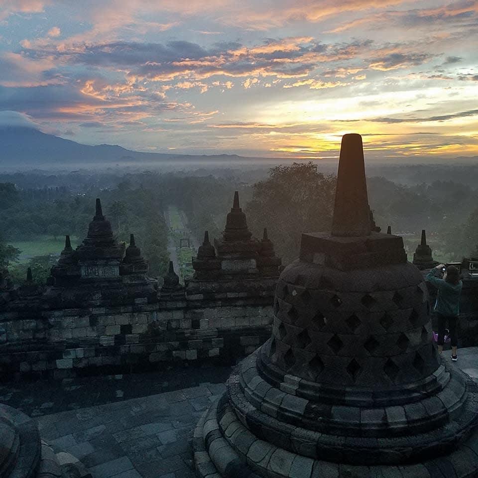 O que fazer na Indonésia:Yogyakarta