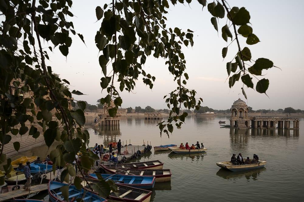 10 Cosas para hacer en Jaisalmer, India - Gadisar Lake - Worldpackers