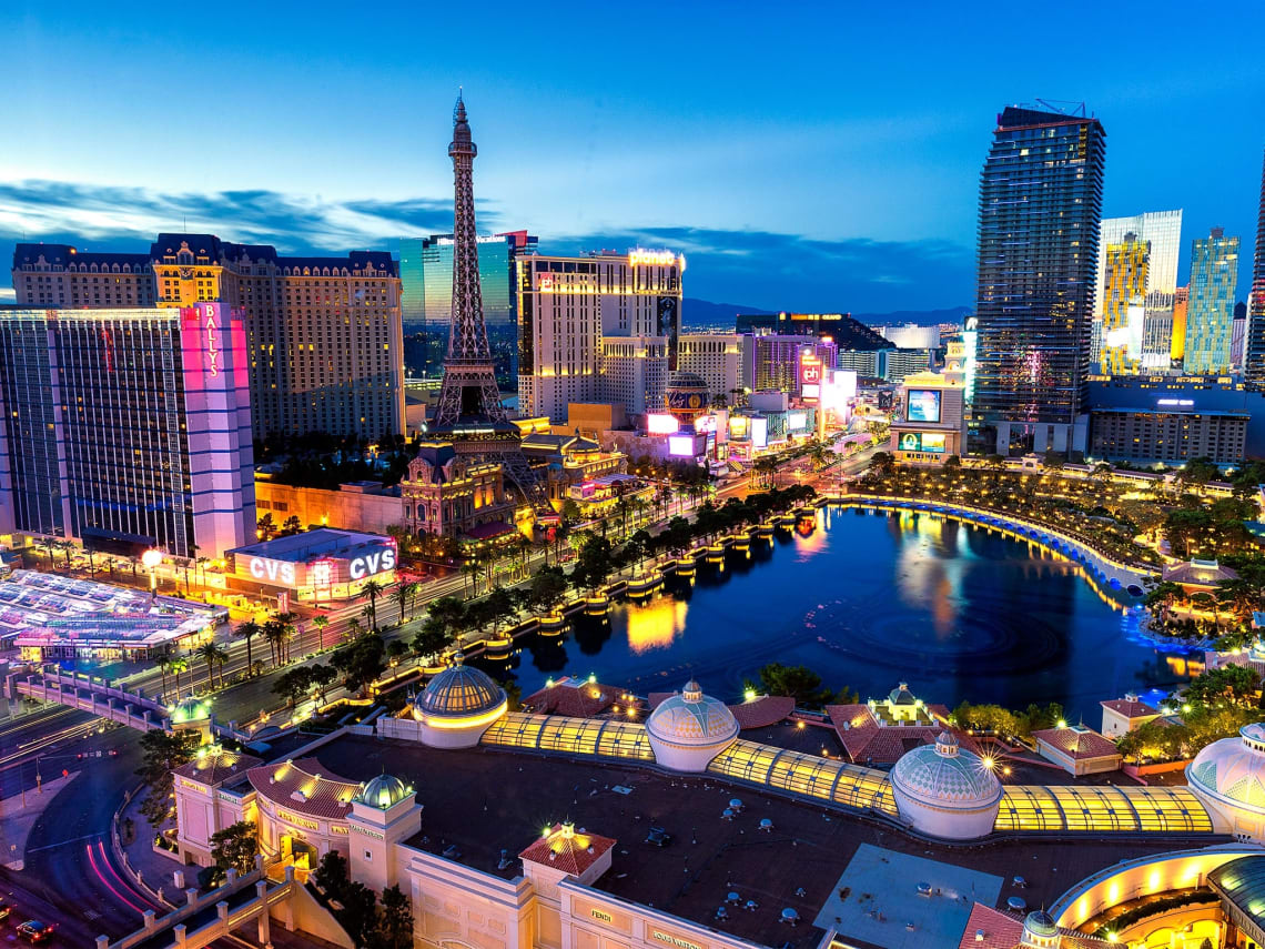 Best offbeat places to visit in the USA: Las Vegas, NV