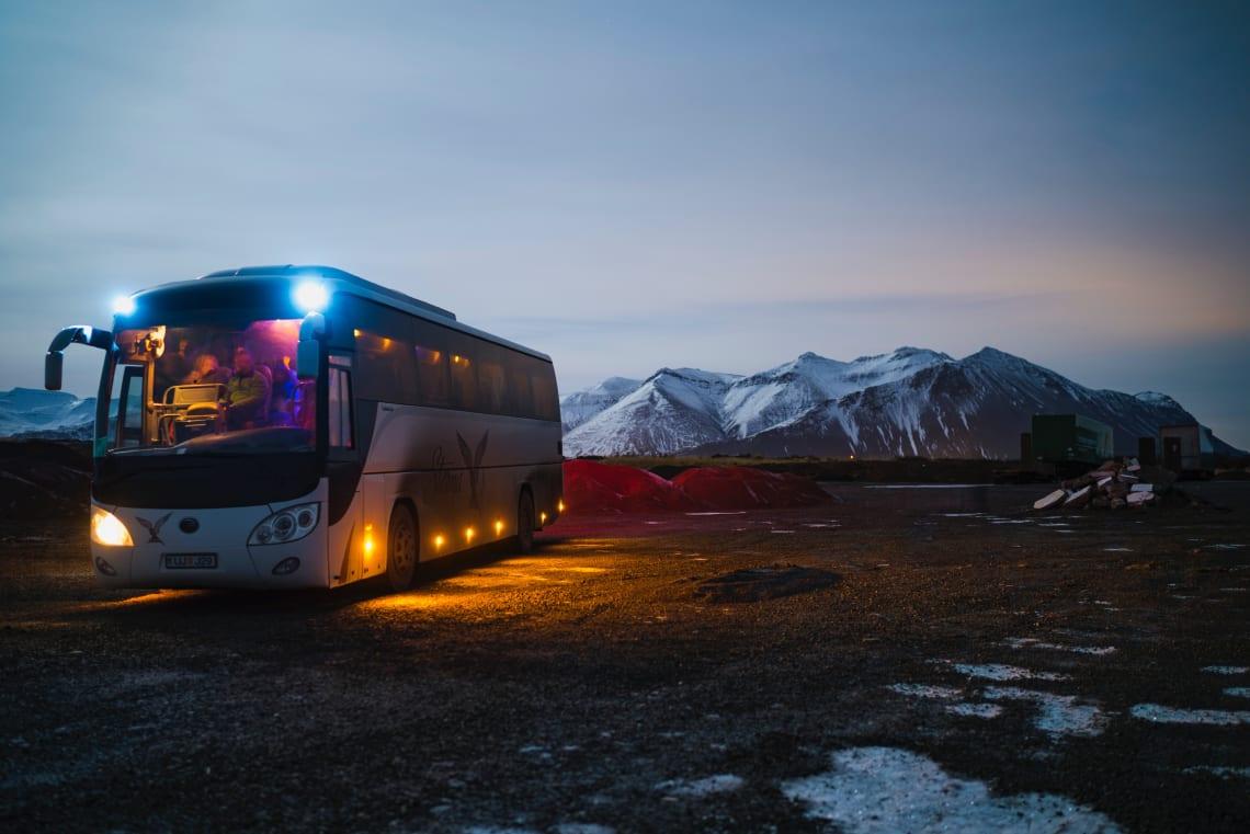 Viajar barato pela europa de ônibus