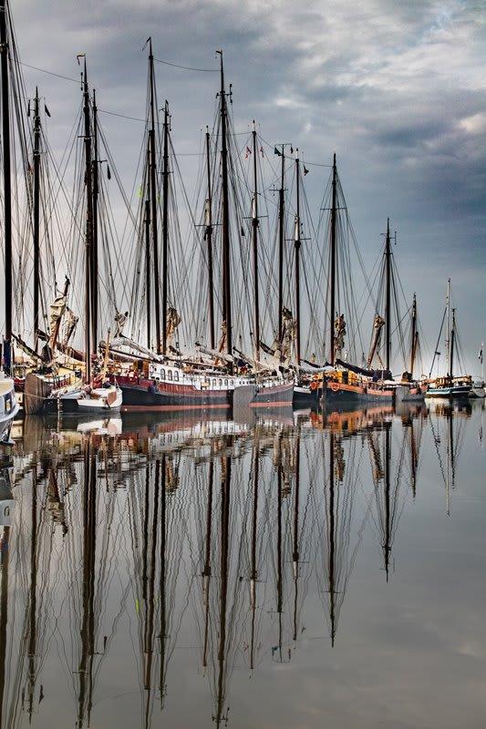 Cidades Holanda: Volendam
