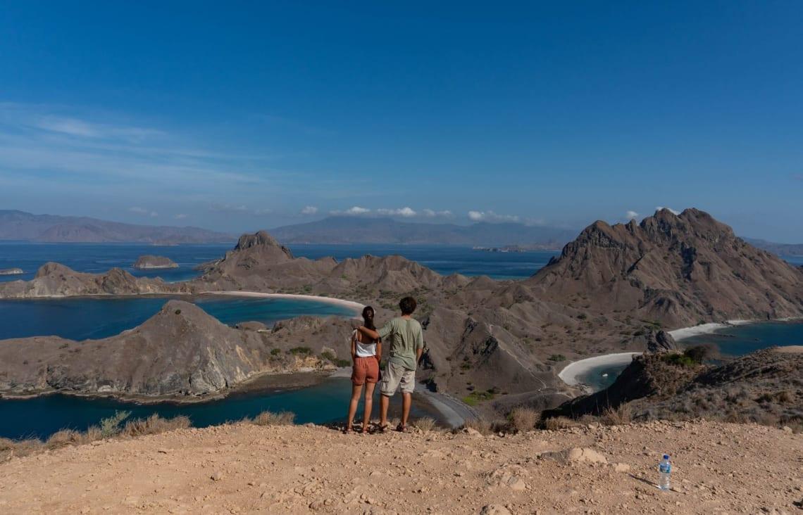 Viajar en pareja con Worldpackers - Indonesia