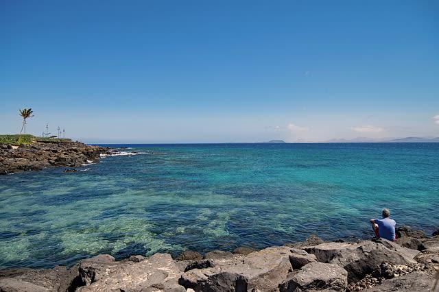 Playa Blanca, Lanzarote, Espanha