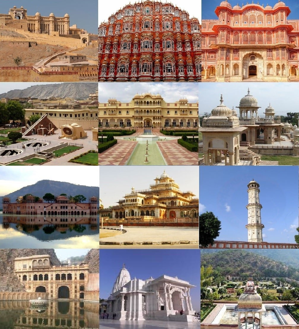 top 10 Jaipur attractions