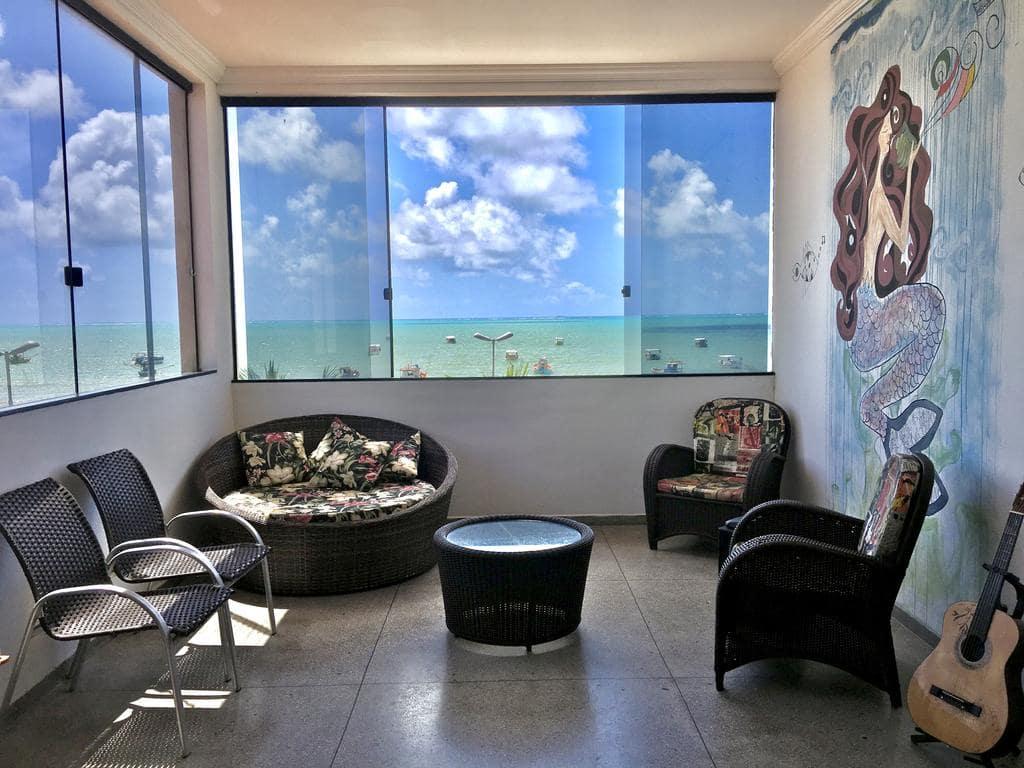 Maraga Beach Hostel, Brazil
