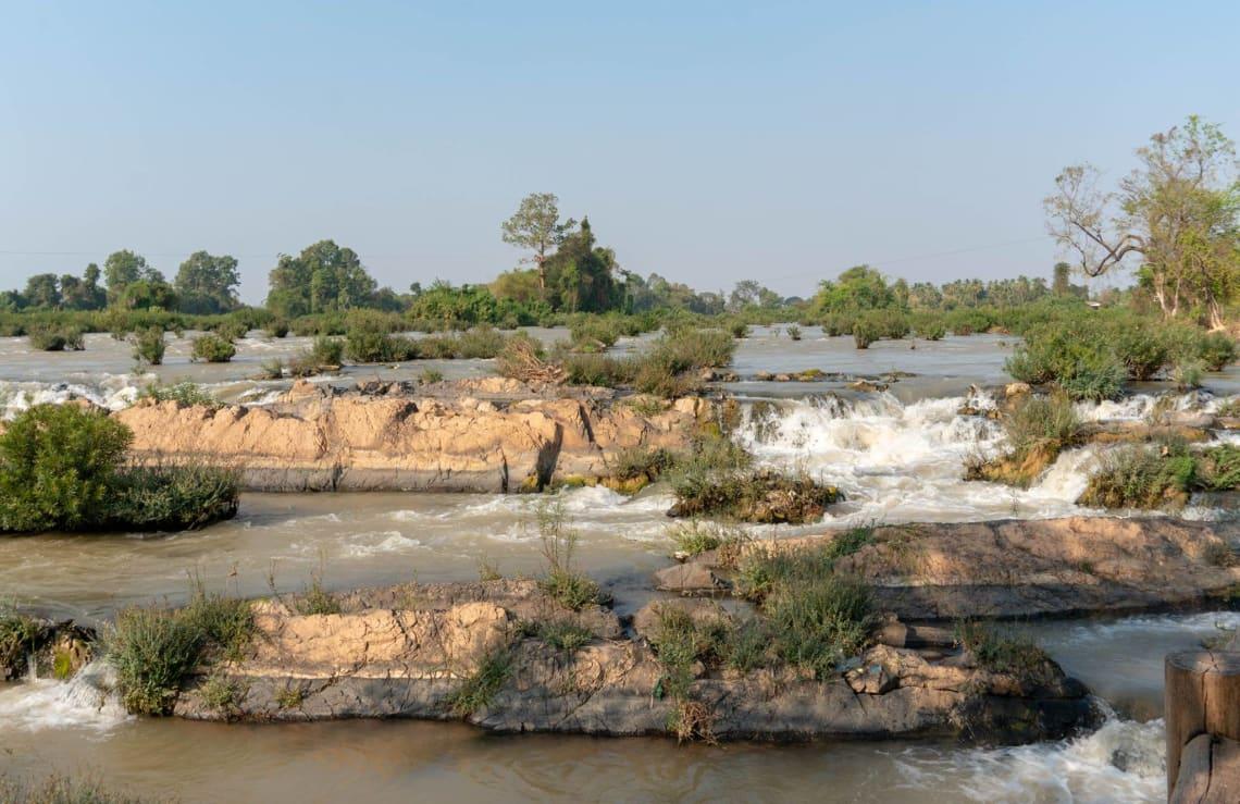 Hacer la ruta del Mekong: Laos, Camboya y Vietnam - Worldpackers - cuatro mil islas laos y Camboya