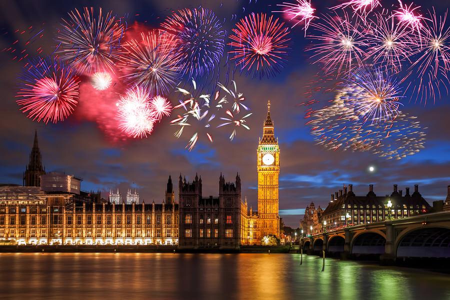 Onde passar o Natal e Ano Novo: Londres
