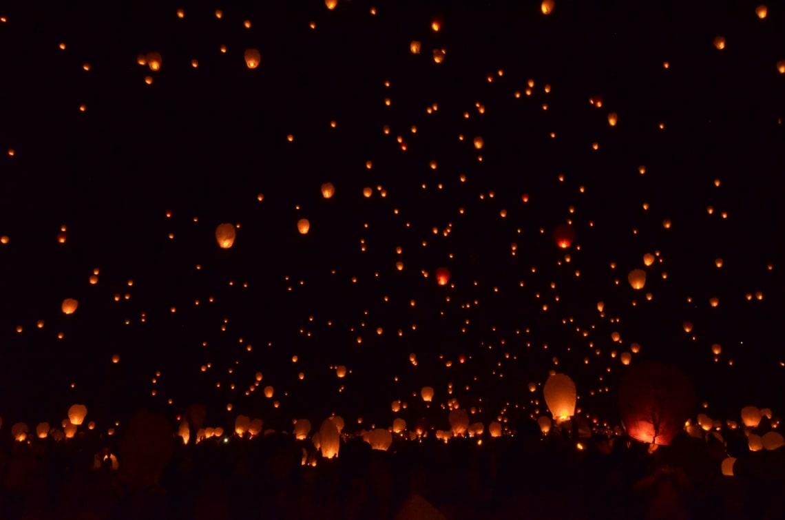 Festivais típicos da cultura asiática: Festival das Lanternas