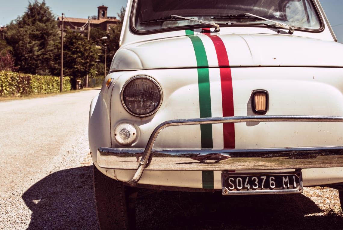 onde ficar na Itália