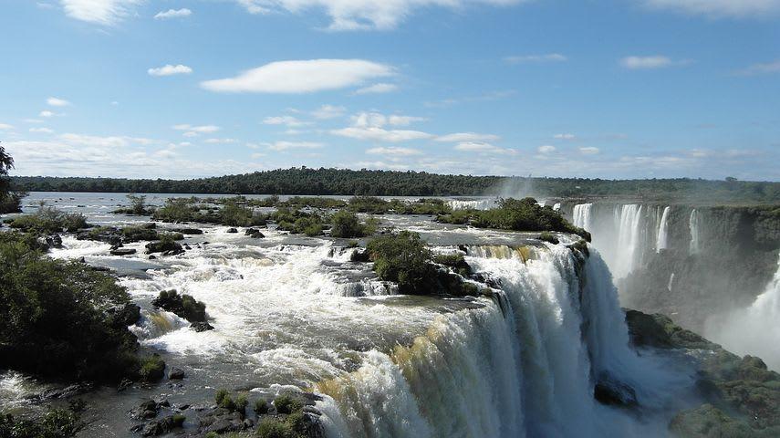 Cómo organizar un viaje por Argentina desde cero - Worldpackers - cataratas de Iguazú