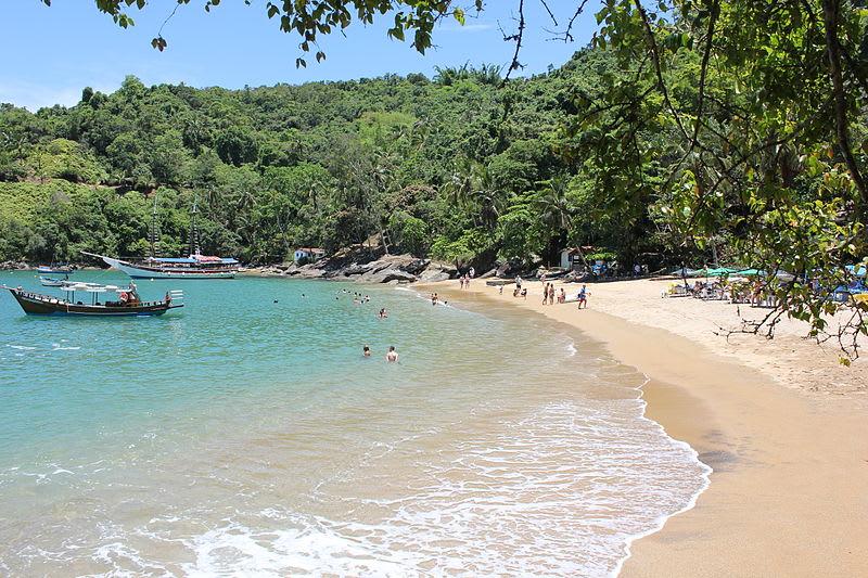 Ilhabela Isla más grande Brasil