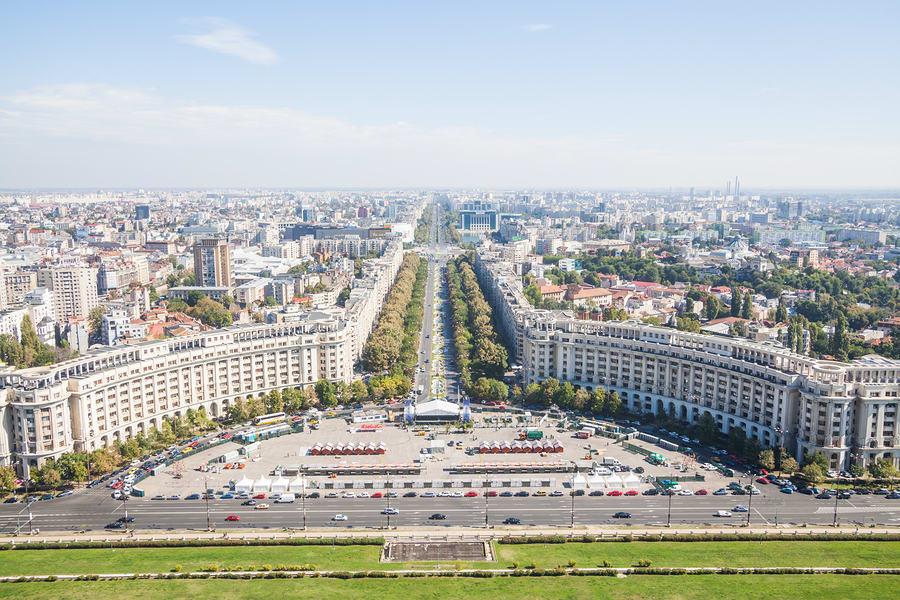 Cidades baratas para viajar na Europa: Bucareste.