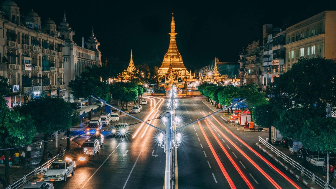 Backpacking Myanmar itinerary: Yangon