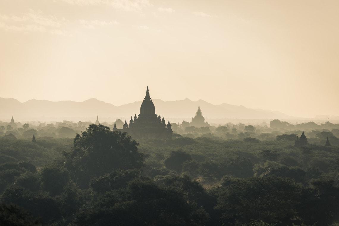 Inspirational places to travel: Bagan, Myanmar